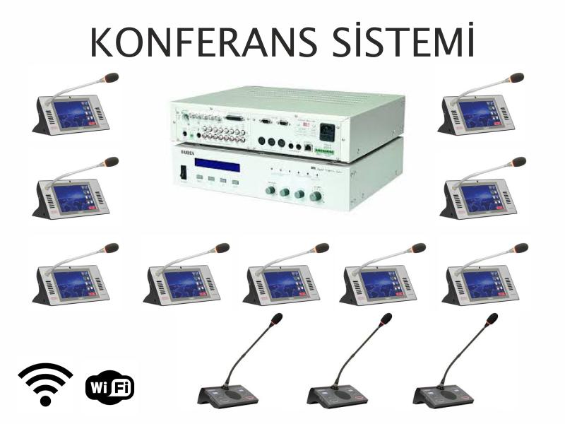 Konferans Sistemi