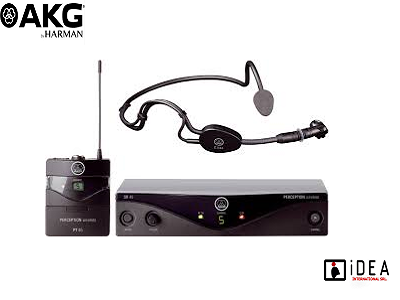 AKG Perception Wireless 45 Sports Set BD A Wıreless Mikrofon