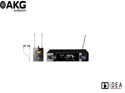 AKG IVM4500 Set BD1-50mW Wıreless Mikrofon