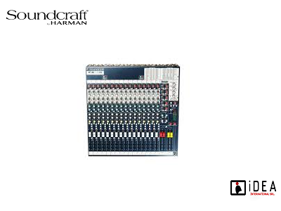 Soundcraft FX16İİ Mixer Analog Console Mikser