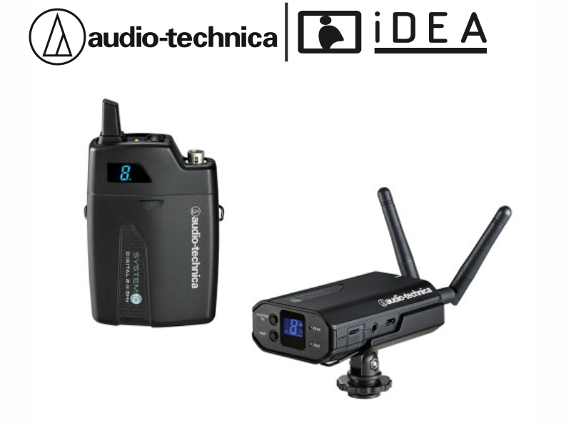 AUDIO TECHNICA ATW-1701P VİDEO KAMERA MİKROFONU AUDIO TECHNICA MİKROFON