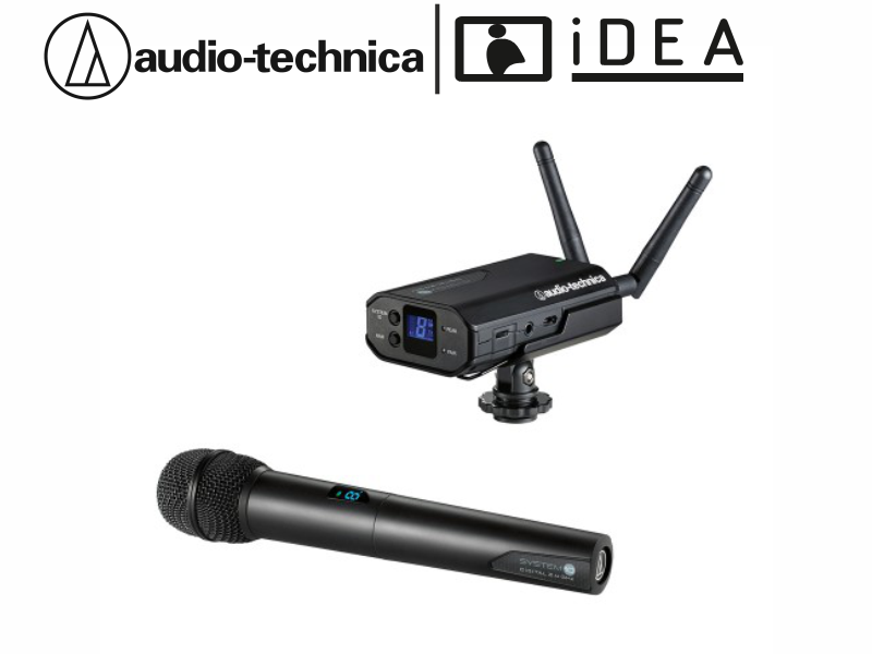AUDIO TECHNICA ATW-1702 VİDEO KAMERA MİKROFONU AUDIO TECHNICA MİKROFON