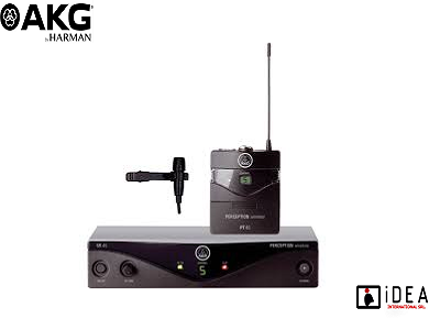 AKG Perception Wireless 45 Pres Set BD A Wıreless Mikrofon