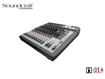 Soundcraft Signature 12MTK Mixer Analog Console Mikser