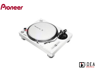 PIONEER DJ PLX-500-W Turntable