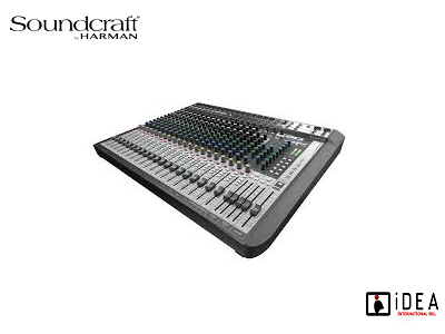 Soundcraft Signature 22MTK Mixer Analog Console Mikser